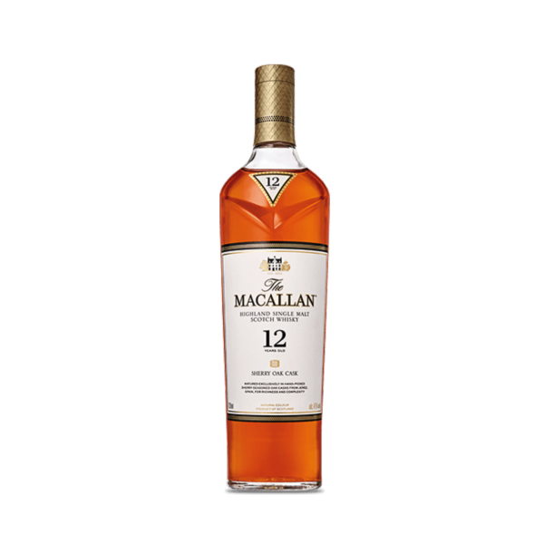 THE MACALLAN 12 - 70 CL SQ